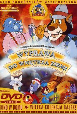 Willy Fog - Wyprawa do wnętrza Ziemi / Willy Fog en viaje al centro de la Tierra