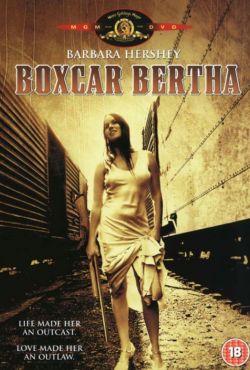 Wagon towarowy Bertha / Boxcar Bertha