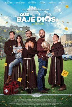 Boscy piłkarze / Que baje Dios y lo vea