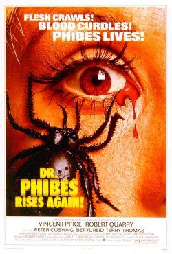 Dr Phibes powraca / Dr. Phibes Rises Again