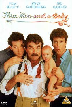 Trzech mężczyzn i dziecko / 3 Men and a Baby