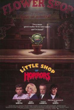Krwiożercza roślina / Little Shop of Horrors