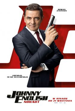 Johnny English: Nokaut / Johnny English Strikes Again