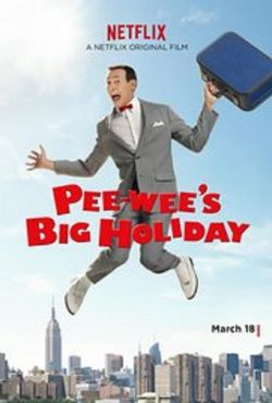 Wielkie wakacje Pee-Wee Hermana / Pee-wee's Big Holiday