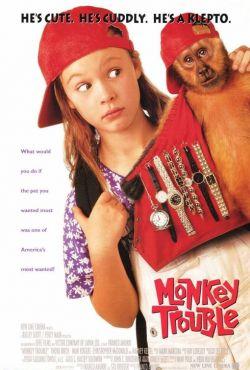 Małpi kłopot / Monkey Trouble