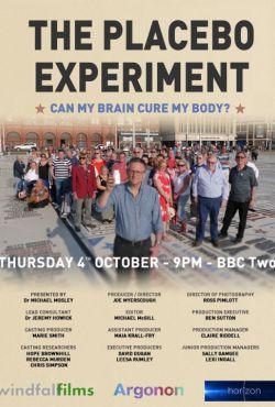 Eksperyment placebo: czy mózg uleczy ciało? / The Placebo Experiment: Can My Brain Cure My Body?