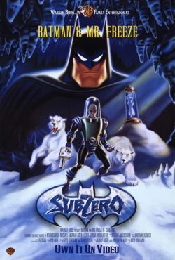 Batman i Mr. Freeze: SubZero / SubZero