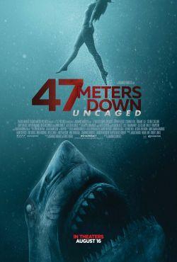 Podwodna pułapka 2: Labirynt śmierci / 47 Meters Down: Uncaged