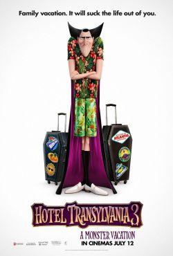 Hotel Transylwania 3 / Hotel Transylvania 3: Summer Vacation