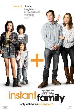 Rodzina od zaraz / Instant Family