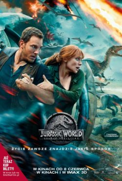 Jurassic World: Upadłe królestwo / Jurassic World: Fallen Kingdom