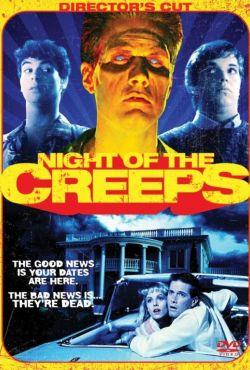 Noc pełzaczy / Night of the Creeps