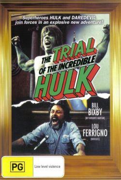 Hulk przed sądem / The Trial of the Incredible Hulk