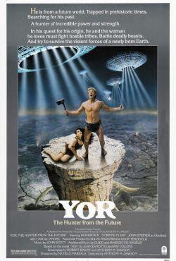 Yor, myśliwy z przyszłości / Il Mondo di Yor