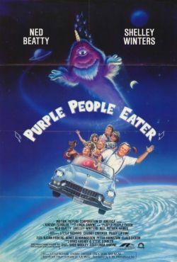 Purpurowy pożeracz ludzi / Purple People Eater