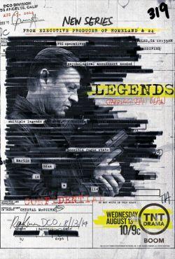 Maski szpiega / Legends