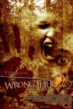 Droga bez powrotu 2 / Wrong Turn 2: Dead End