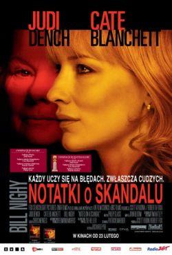 Notatki o skandalu / Notes on a Scandal