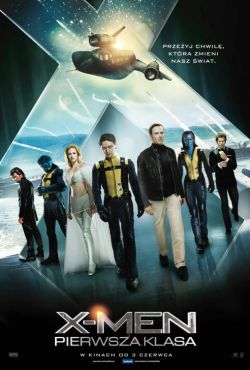 X-Men: Pierwsza klasa / X-Men: First Class