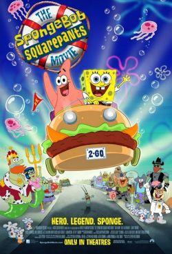 SpongeBob Kanciastoporty / The SpongeBob SquarePants Movie