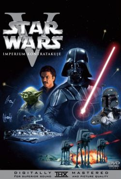 Gwiezdne wojny: Część V - Imperium kontratakuje / Star Wars: Episode V - The Empire Strikes Back