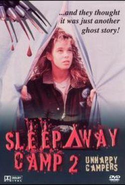 Uśpiony obóz 2: Smutni obozowicze / Sleepaway Camp II: Unhappy Campers