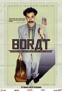 Borat: Podpatrzone w Ameryce, aby Kazachstan rósł w siłę, a ludzie żyli dostatniej / Borat: Cultural Learnings of America for Make Benefit Glorious Nation of Kazakhstan