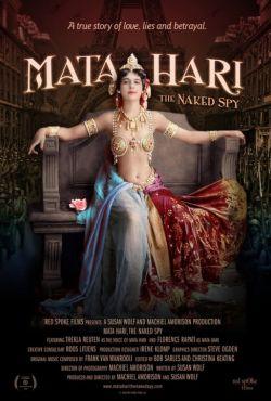 Mata Hari - nagi szpieg / Mata Hari: The Naked Spy