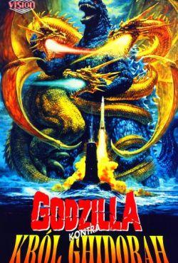 Godzilla kontra król Ghidorah / Gojira vs. Kingu Gidorâ