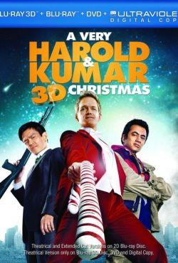Harold i Kumar: Spalone święta / A Very Harold & Kumar 3D Christmas