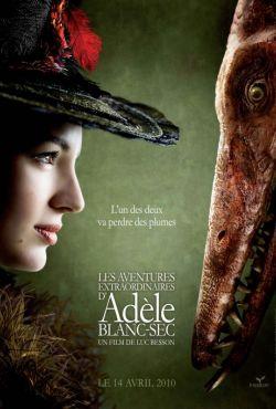 Niezwykłe przygody Adeli Blanc-Sec / Les aventures extraordinaires d'Adèle Blanc-Sec