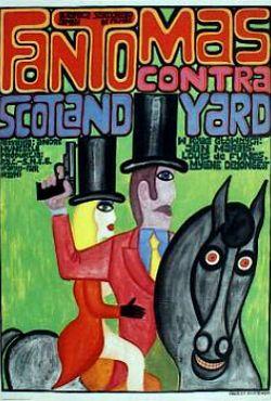 Fantomas kontra Scotland Yard / Fantômas contre Scotland Yard