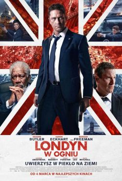 Londyn w ogniu / London Has Fallen