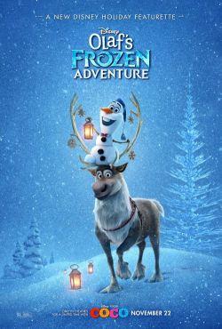 Kraina Lodu. Przygoda Olafa / Olaf's Frozen Adventure