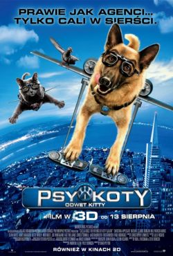Psy i koty: Odwet Kitty / Cats & Dogs: The Revenge of Kitty Galore