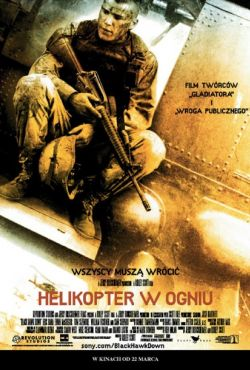 Helikopter w ogniu / Black Hawk Down