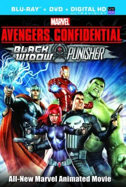 Avengers Confidential: Czarna Wdowa i Punisher / Avengers Confidential: Black Widow & Punisher