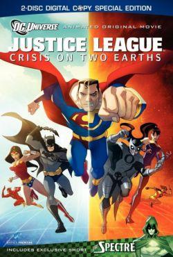 Liga Sprawiedliwych: Kryzys na dwóch Ziemiach / Justice League: Crisis on Two Earths