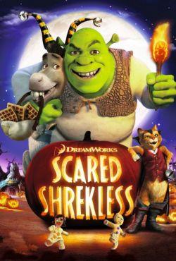 Shrek ma wielkie oczy / Scared Shrekless