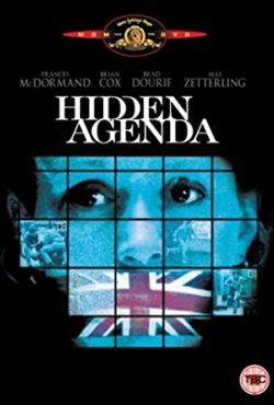 Tajna placówka / Hidden Agenda