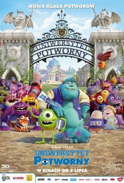 Uniwersytet Potworny / Monsters University
