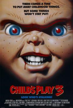Laleczka Chucky 3 / Child's Play 3