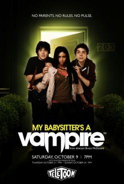 Moja niania jest wampirem / My Babysitter's a Vampire