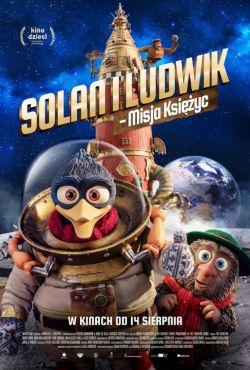 Solan i Ludwik - Misja Księżyc / Månelyst i Flåklypa