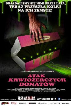 Atak krwiożerczych donatów / Attack of the Killer Donuts