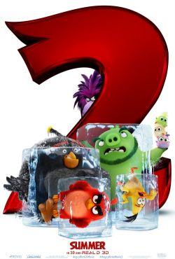 Angry Birds 2 Film / The Angry Birds Movie 2
