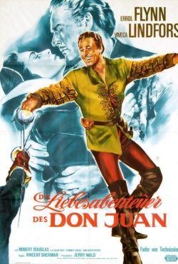 Przygody Don Juana / Adventures of Don Juan