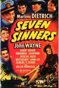 Siedmiu grzeszników / Seven Sinners