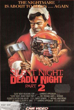 Cicha noc, śmierci noc 2 / Silent Night, Deadly Night Part 2