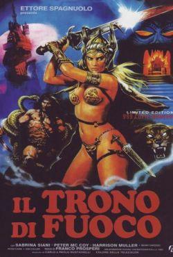 Ognisty tron / Il trono di fuoco